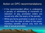 action on dpc recommendations2