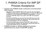 1 phmsa criteria for imp sp process acceptance
