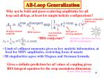 all loop generalization