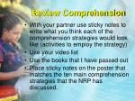review comprehension1