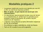 modalit s pratiques 2