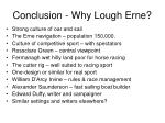 conclusion why lough erne