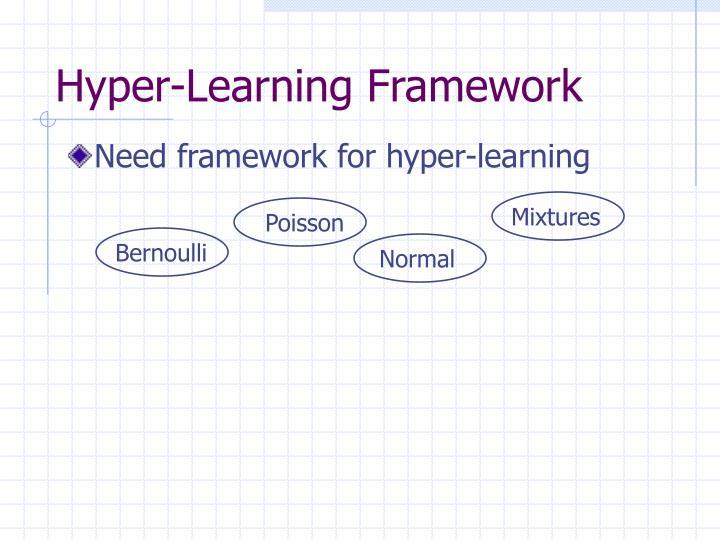 Hyper-Learning Framework