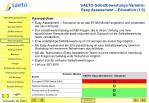 saeto selbstbewertungs variante easy assessment education 1 3