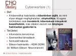 cyberwarfare 1