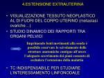 4 estensione extrauterina
