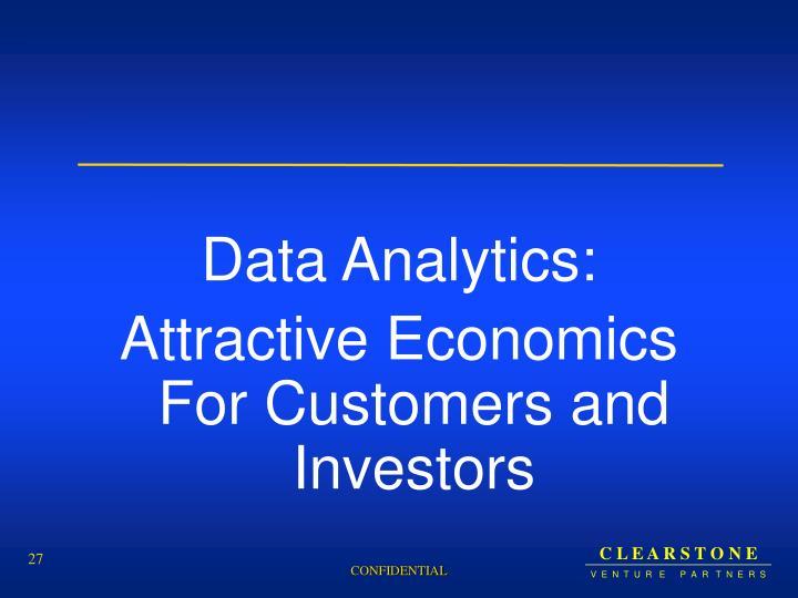 Data Analytics: