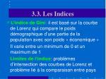 3 3 les indices5