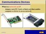 communications devices5
