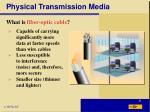 physical transmission media1