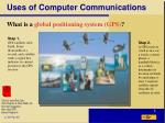 uses of computer communications3