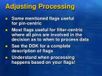 adjusting processing1