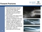 forearm fractures1