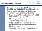 septic arthritis diagnosis1