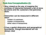 trade area conceptualization 2