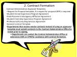 3 contract formation