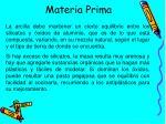 materia prima2