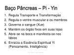 ba o p ncreas pi yin