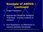 example of anova continued1