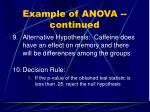 example of anova continued2
