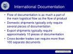 international documentation