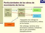 particularidades de las obras de movimiento de tierras3