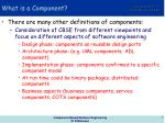 what is a component2