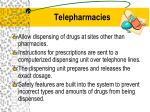 telepharmacies