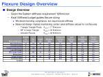 flexure design overview5