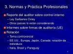 3 normas y pr ctica profesionales1
