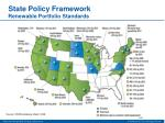 state policy framework