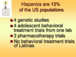 hispanics are 13 of the us populations