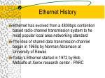ethernet history