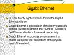 gigabit ethernet1