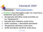 interlandi 2004