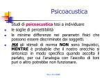 psicoacustica