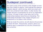 guidepost continued