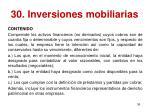 30 inversiones mobiliarias1