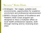 reverse brain drain