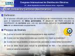 rcm reliability centered maintenance