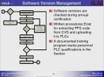 software version management