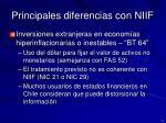 principales diferencias con niif