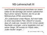 ns lehrerschaft iii