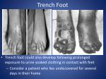 trench foot1