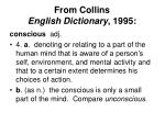 from collins english dictionary 1995