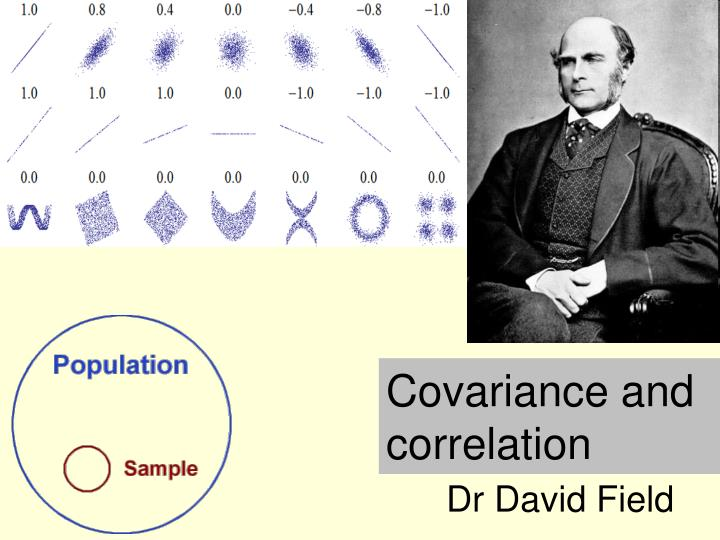covariance and correlation n.