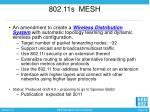 802 11s mesh