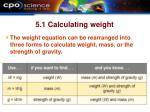 5 1 calculating weight