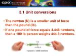 5 1 unit conversions