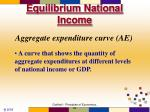 equilibrium national income2